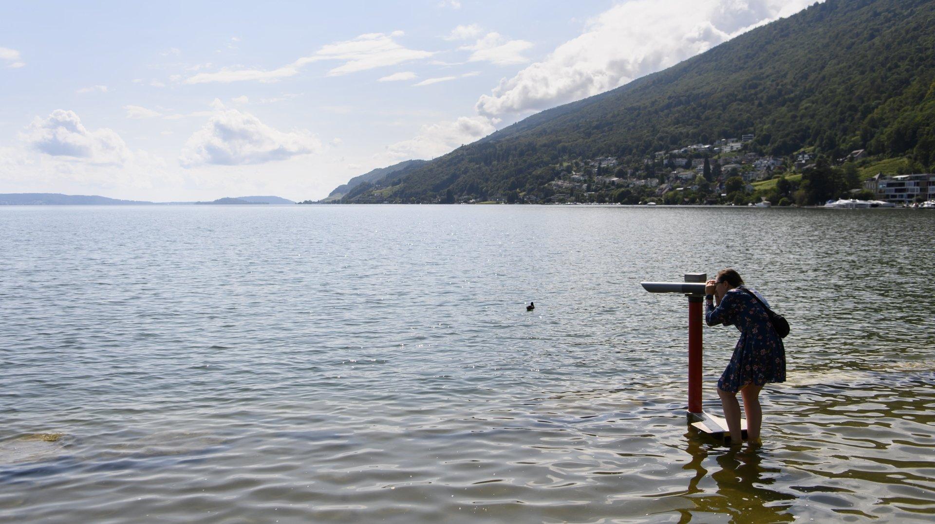 Retour à la normale autour du lac de Bienne et à Berne