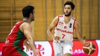 Basketball: la Suisse bat l'Angola avec trois joueurs d'Union Neuchâtel