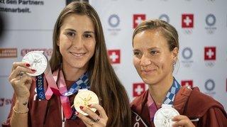 Au prorata de sa population, la Suisse figure parmi les bons élèves des Jeux de Tokyo