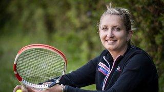 Tennis: la Vaudoise Timea Bacsinszky met fin à sa carrière
