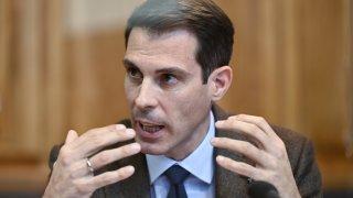 Thierry Burkart seul candidat à la présidence du PLR