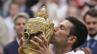 Tennis – Wimbledon: Djokovic décroche son 20e titre du Grand Chelem