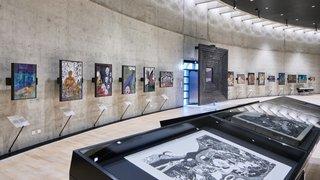 Nouvelle exposition permanente sur F. Dürrenmatt