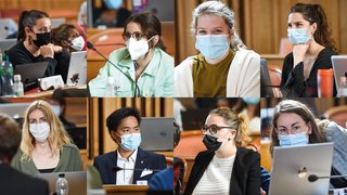 Neuchâtel: à moins de 30 ans, elles découvrent les joies du Grand Conseil