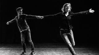 """Anchor"", duo de danse contemporaine"