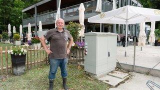 «C'est fichu pour cet été»: après la crue, les restaurateurs neuchâtelois inondés ne sont pas tous sortis de l'auberge