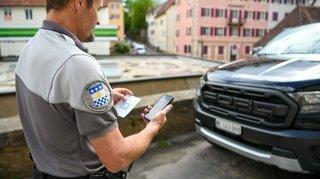 QR code, Poste ou Guichet unique: la galère d'un Neuchâtelois pour payer une amende