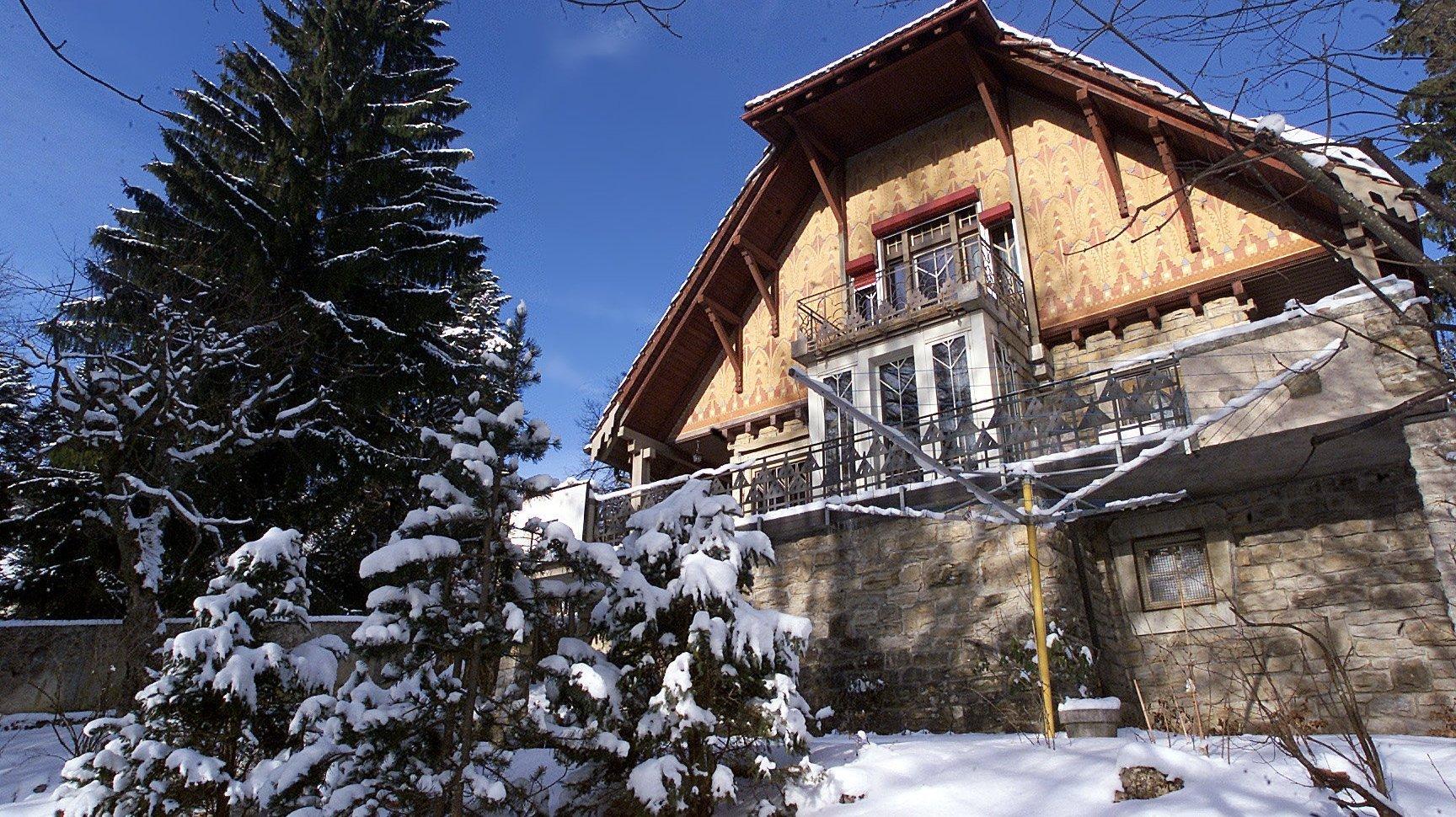 Le Corbusier: la villa Fallet est à vendre à La Chaux-de-Fonds