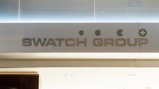 Le rebond du Swatch Group en début d'année
