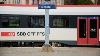 Neuchâtel-Bienne: trains régionaux supprimés ce mardi