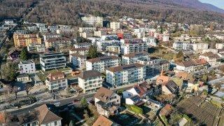 Neuchâtel: feu de cuisine à La Coudre