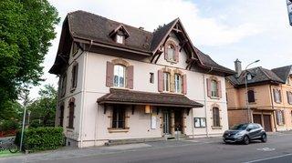Auvernier: l'ancien bureau de poste accueillera des élèves de Cescole