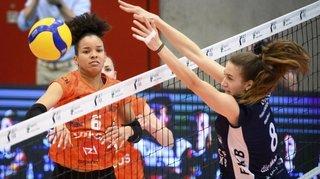 Volleyball: deux joueuses du NUC sélectionnées pour les championnats d'Europe