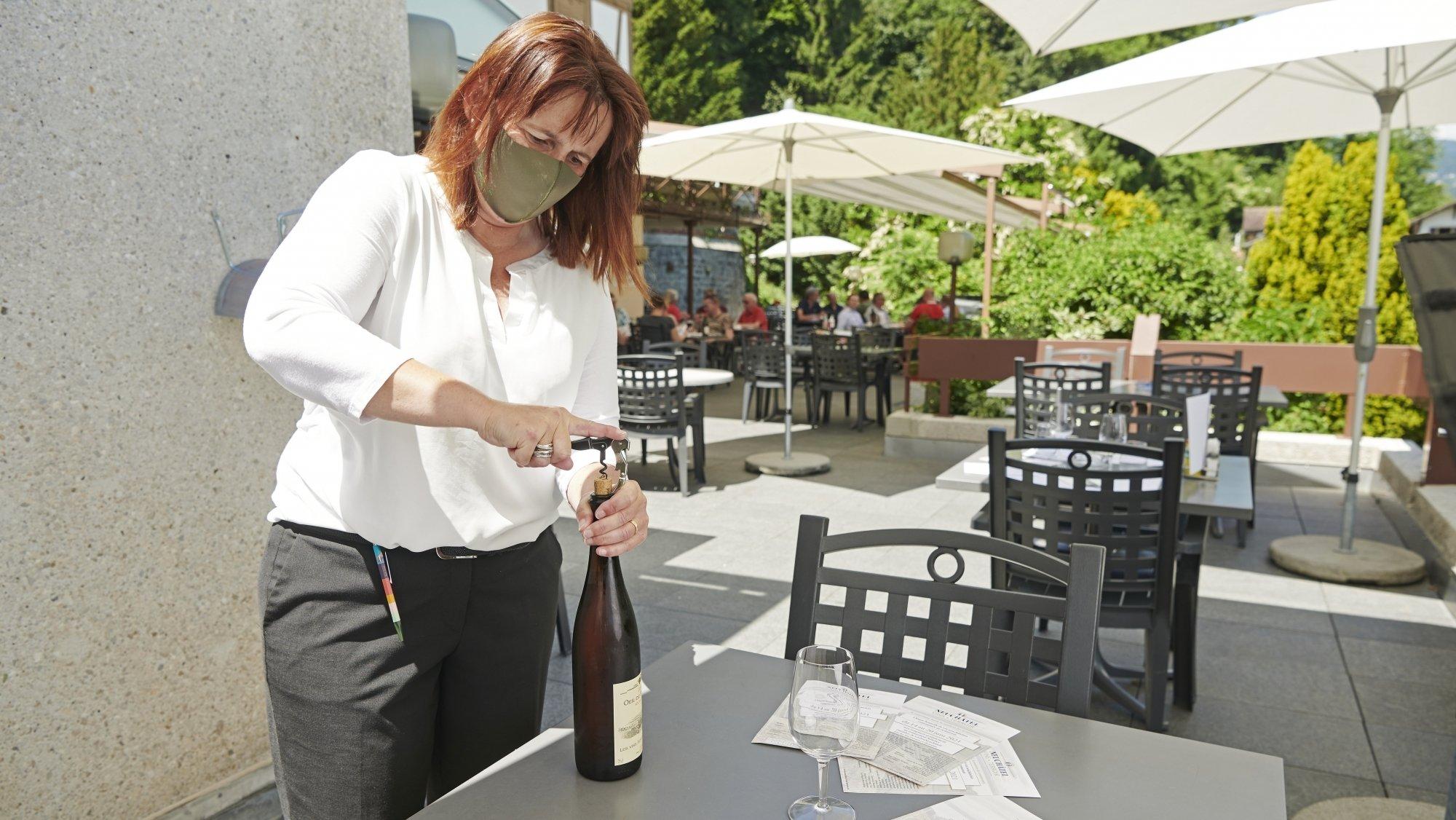 La solidarité autour du vin neuchâtelois n'a pas été aussi forte qu'espérée