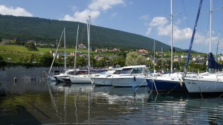La navigation est à nouveau autorisée sur le lac de Neuchâtel