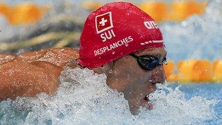 JO 2021: Jérémy Desplanches sera présent en finale du 200 m 4 nages