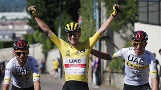 Cyclisme: Tadej Pogacar remporte son deuxième Tour de France