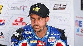 Motocyclisme: Tom Lüthi à la porte des points au GP de Styrie