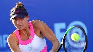 Tennis: les Suissesses ne passent pas le 1er tour du tournoi sur dur de Prague