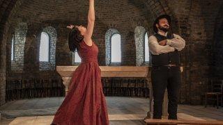 Théâtre: des Bisontins joueront dans la cour du château de Neuchâtel