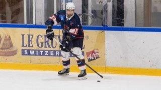 Hockey sur glace: Le Chaux-de-Fonnier Colin Loeffel signe à Martigny