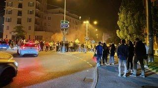 Les Tifosi envahissent les rues après la victoire