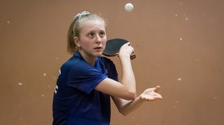Tennis de table: pas d'exploit pour Nina Tullii et Barish Moullet aux Européens jeunesse