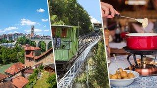 Fribourg: cinq idées pour profiter de cet été