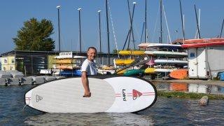 Crue du lac de Neuchâtel: quand pourront-ils retourner sur les eaux?