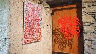 La Chaux-du-Milieu: l'atelier du Trésor s'expose au Grand-Cachot