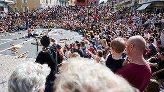 La Chaux-de-Fonds: après le désert culturel, place à La Plage