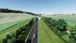 Oui ou non au tunnel de contournement de La Chaux-de-Fonds? On devra voter