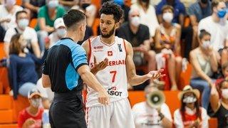 Basketball: Selim Fofana retenu avec l'équipe de Suisse