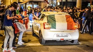SUPPORTERS ITALIENS 17169