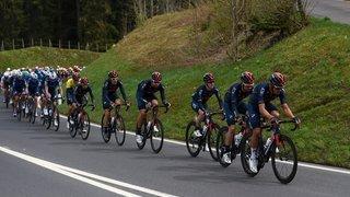 Tour de Romandie: l'étape reine entre Aigle et le Val d'Anniviers