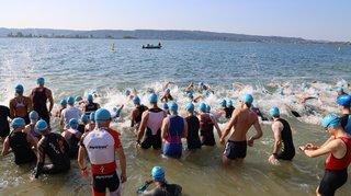Triathlon: le profil unique  de la manche neuvevilloise