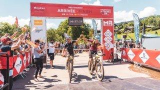 La folle aventure d'un duo neuchâtelois: 230km et plus de 11000 mètres de dénivelé positif