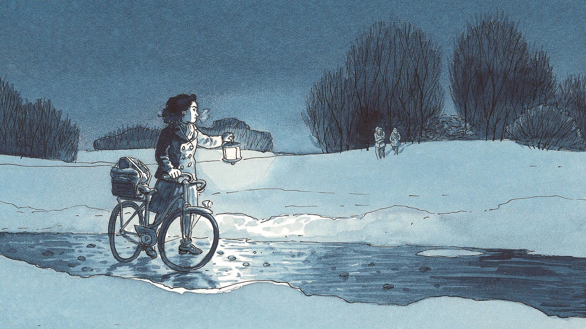 """""""Madeleine, résistante"""" est publié aux éditions Dupuis. La série devrait comporter trois tomes."""