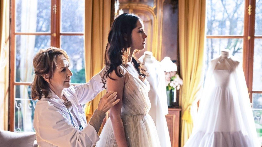 Invitée de marque de la 17e édition du FFFH, Nathalie Baye y présentera «Haute couture» dont elle joue le rôle principal aux côtés de Lyna Khoudry.