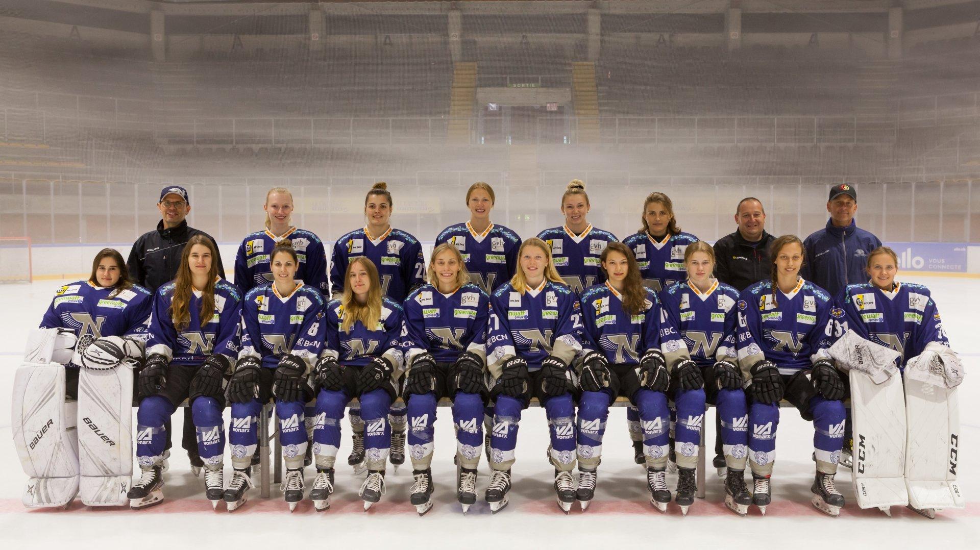 La Neuchâtel Hockey Academy a construit un effectif dans l'idée de se frotter aux meilleures formations du pays cette saison.