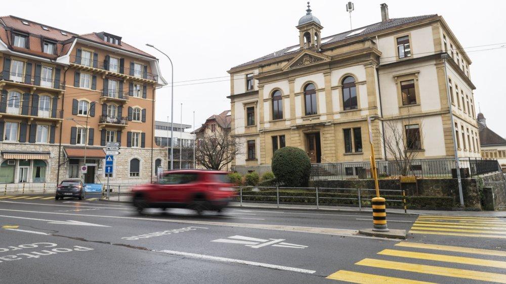 L'ancien hôtel de ville de Peseux accueillera le service juridique et celui des ressources humaines de la Ville de Neuchâtel.