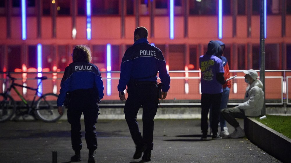 Les deux gangs occupent la police (ici au centre de Lausanne) et la justice depuis passablement de mois.