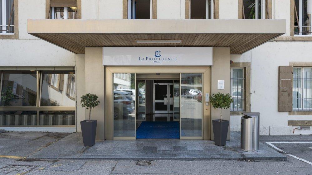L'hôpital de la Providence a été acheté par le groupe de cliniques privées Genolier Swiss Medical Network en 2013, devenu Swiss Medical Network.