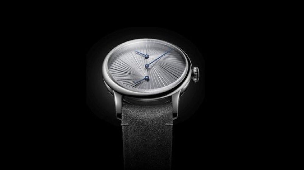 La montre Louis Erard dessinée par l'Atelier Oï.