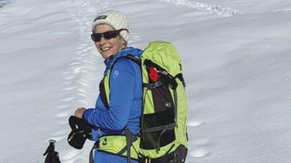 Françoise Jaquet a passé huit années à la tête du CAS. Un travail bénévole.