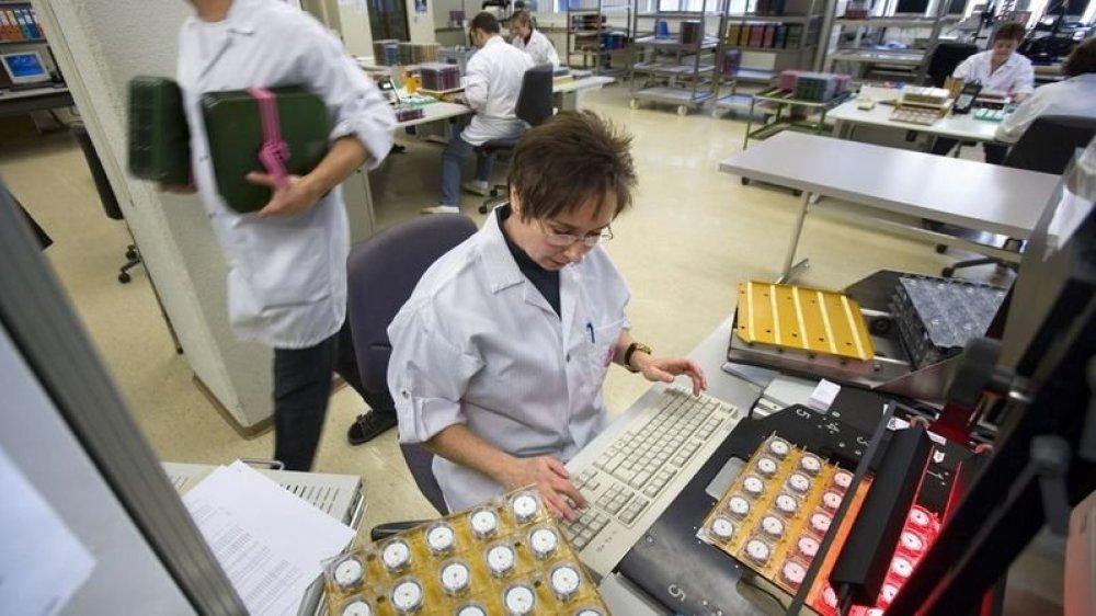 Les bureaux officiels du COSC ont pour mission de tester les mouvements horlogers confiés par les fabricants.