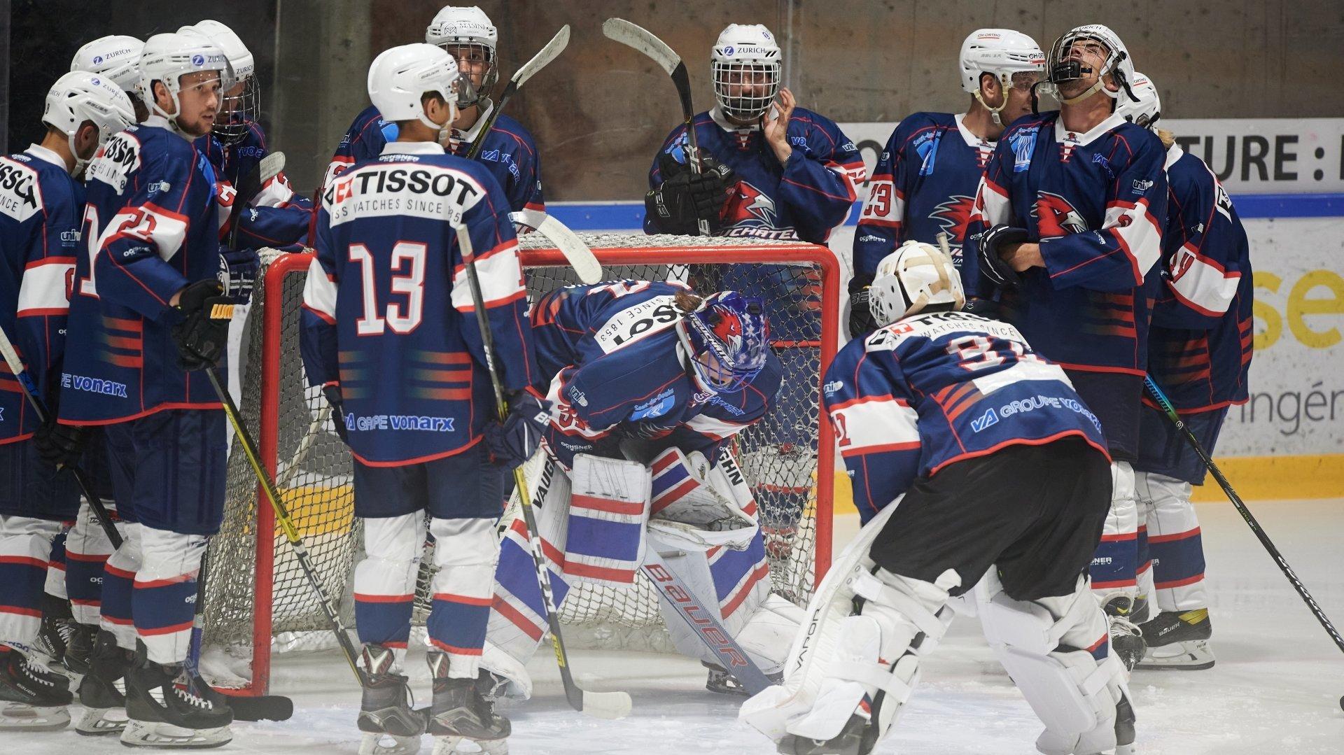 Le HC Université Neuchâtel commence sa saison ce samedi 18 septembre face à Saastal.