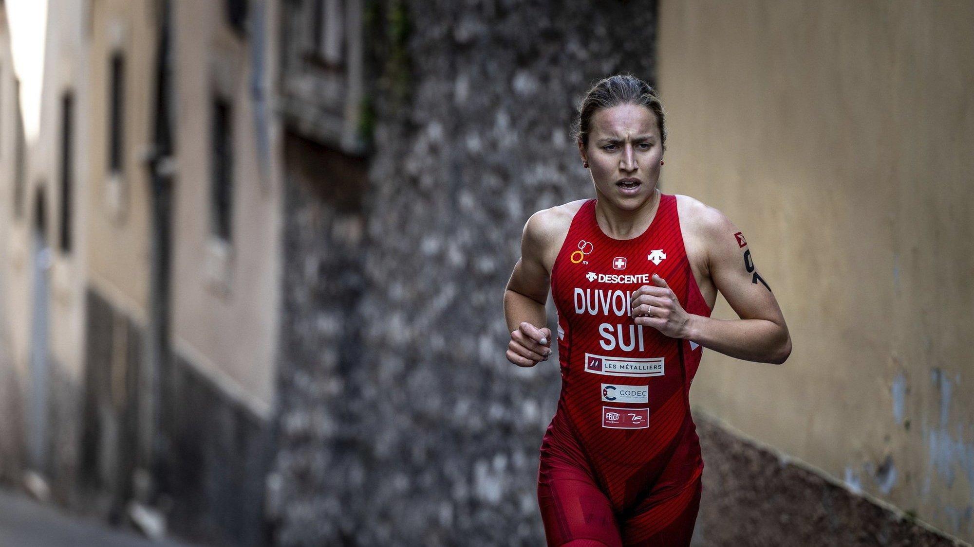 Après le titre mondial, Loanne Duvoisin a décroché la première place aux championnats d'Europe M23.