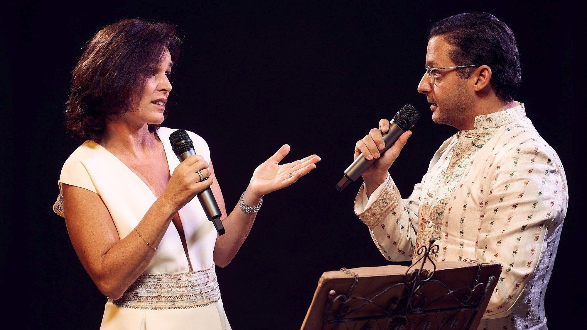 Steve Alban Tineo donne la réplique à Sonia Grimm dans son nouveau spectacle décliné en deux versions: une pour les enfants de 7 à 14, et une pour les adultes.