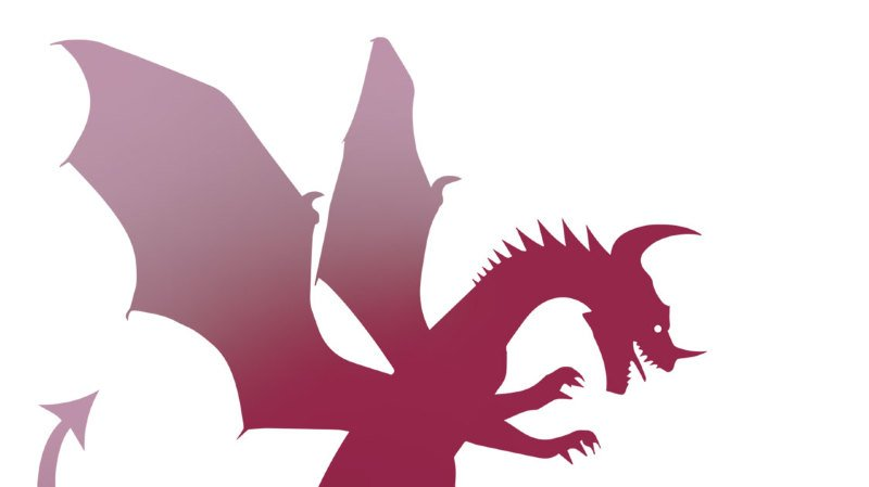 Un dragon dans ta chaussette !